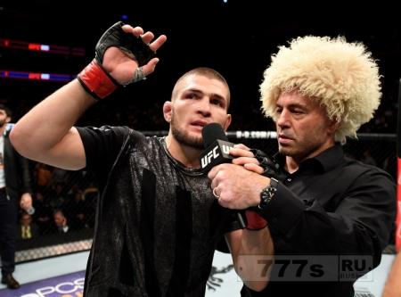 Звезда UFC Нурмагомедов сказал Дана Уайту, чтобы был поосторожнее и прекратил посылать ему поддельные контракты
