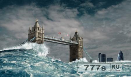 Известный ученый предупреждает, что волна-убийца может поразить Великобританию в любой момент