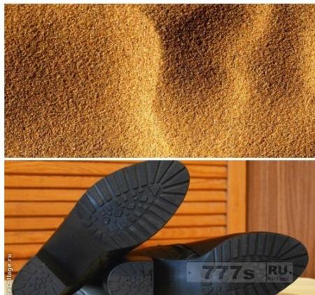 Лайфхаки: как заставить обувь не скользить