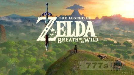 Дикое дыхание нового трейлера показывает новое место и ... Zelda