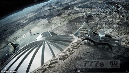 В 2026 году вы сможете заказать отдых на Луне