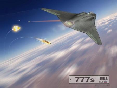 К началу 2020-х годов ВВС США должны создать боевые самолеты как в Звездных войнах