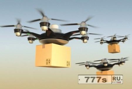 Новости IT: Почта России будет использовать дроны