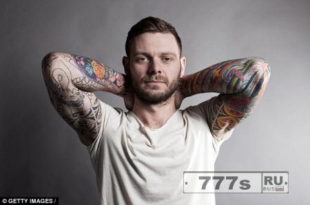 Люди с татуировками отпугивают женщин, потому что они более склонны обманывать.