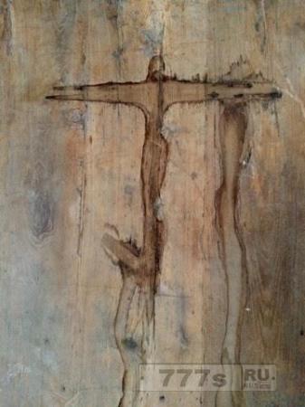 Иисус на столе был обнаружен почтмейстером