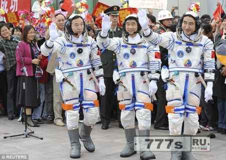 Космическая держава Китай.