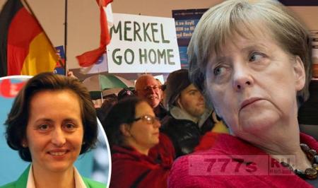 Ангела Меркель, последние месяцы в политике
