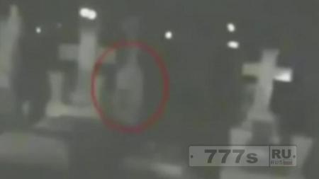 Призрак на видео (торопитесь, пока не заблокировали)
