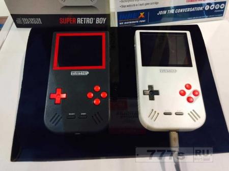 Super Retro Boy заменит Game Boy.