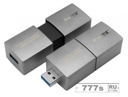 Новости IT: выпущена флешка на два терабайта