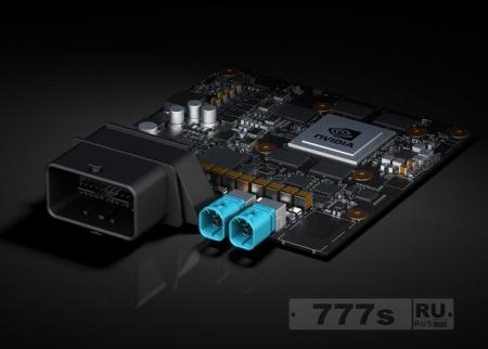 Новости IT: NVIDIA пробует свои силы в создании самоуправляемых автомобилей