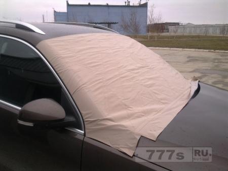 Самый лучший способ очистить обледенение с лобового стекла автомобиля