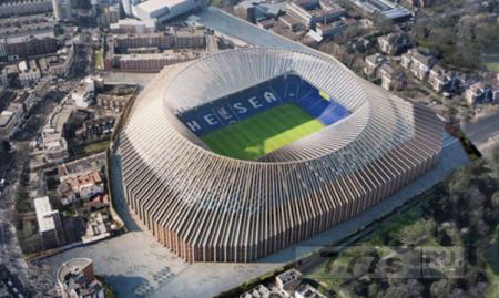 «Челси» дал добро на £500 млн для реконструкции стадиона Стэмфорд Бридж.