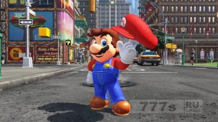 Посмотрите трейлер игры «Супер Марио Одиссея» для консоли Nintendo Switch.