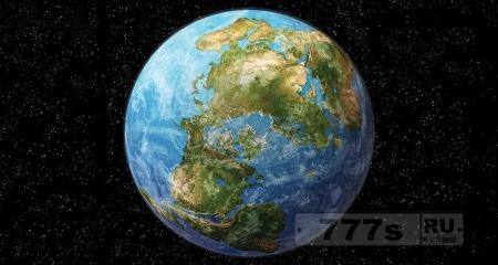 Вот как земля будет выглядеть через 250 миллионов лет.
