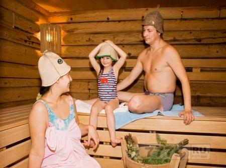 Какой должна быть баня для всей семьи? Подробный разбор.