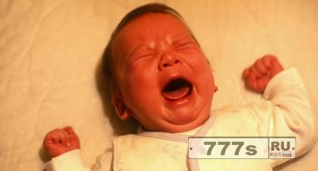 Две недели иглоукалывания может прекратить плач вашего ребенка.