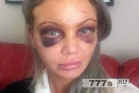Пьяная женщина ворвалась в чужой дом и напала на невинную молодую девушку.