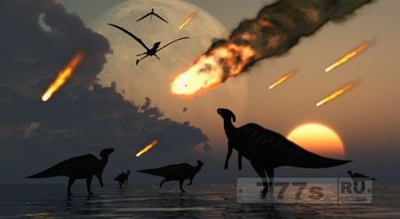 Ученые создали еще одну гипотезу о гибели динозавров
