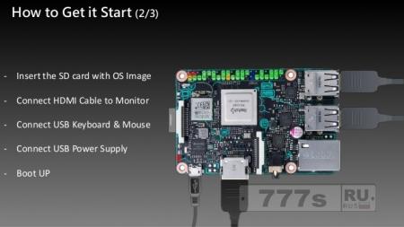 ASUS создали конкурента Raspberry PI