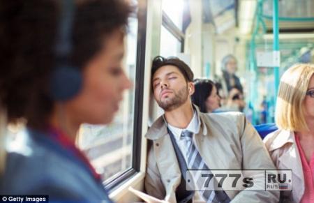 Недостаток сна делает вас больным.
