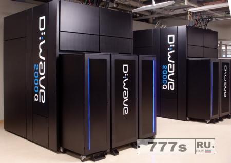 Компания D-Wave приступила к выпуску квантового компьютера 2000Q, оперирующий двумя тысячами кубит.