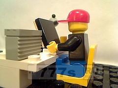 Lego создают социальную сеть