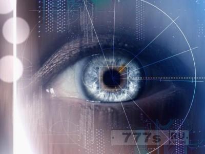 iPhone строит глазки