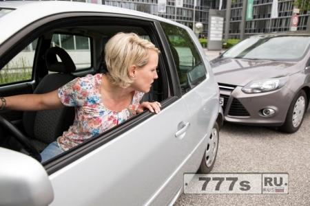Подсчитано, британские водители тратят 4 дня в год на поиск парковочного места.