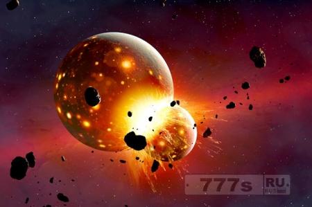 Мы все умрем! Луна столкнётся с Землей, предупреждает ученый.