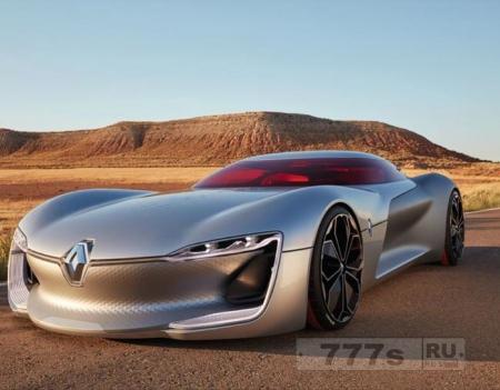 Renault Trezor - концепт кар