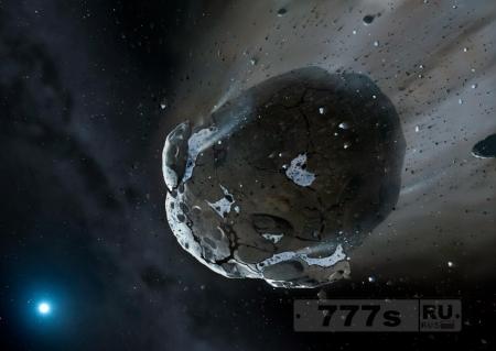В ночь со 2 на 3 февраля мимо земли пролетит Астероид. Близехонько, близехонько.