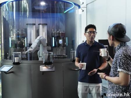 Робот-кофевар из Сан-Франциско