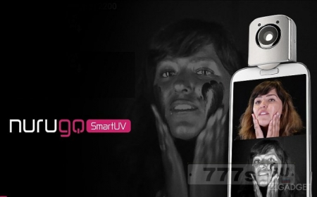 Nurugo SmartUV — ультрафиолетовая камера для вашего телефона