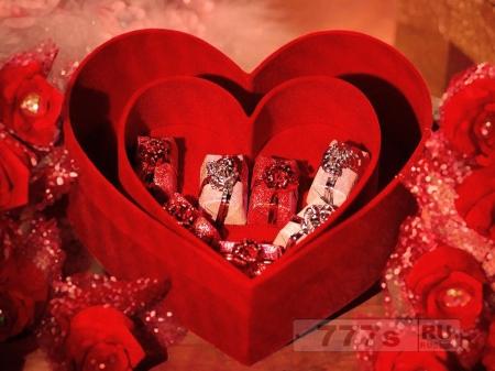 Выбираем подарки для любимой на 14 февраля