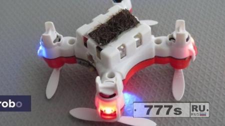 Роботы-опылители готовятся заменить пчел.