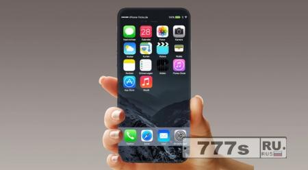 Восьмой iPhone буде значительно дороже предыдущих.