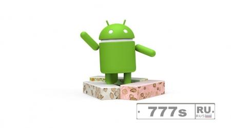 Распространенность седьмого Android впервые превысила один процент.