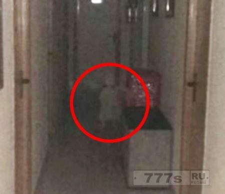 Служащие мэрии затребовали экзорциста, когда один из них сфотографировал «девочку призрака» там.