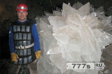 НАСА делает невероятное открытие «чужеродных микробов» внутри пещеры в Мексике.