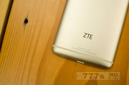 ZTE готовит высокоскоростной смартфон.