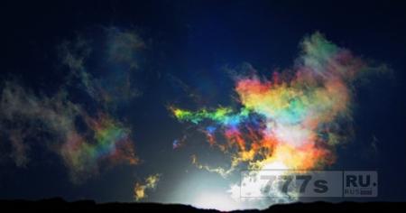 Что такое огненная радуга?
