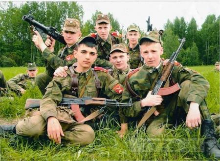 Смертельная перестрелка русских солдат с инопланетянами в Сибири.