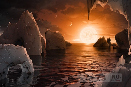НАСА показывает, как может выглядеть «вторая Земля».