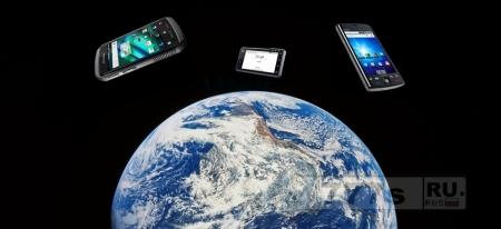 Смартфоны как космическая обсерватория.