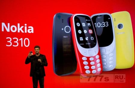 Новый Nokia 3310 – дороговат и хреноват, считает народ.