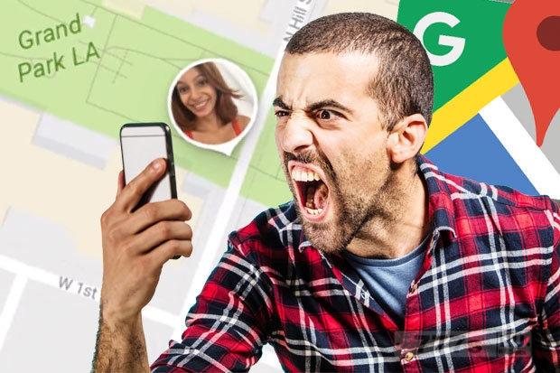 Карты Google теперь позволяют партнеру отслеживать, где именно вы находитесь в настоящее время.