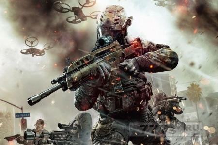 В странах, где видео игры Call of Duty, Halo и GTA очень популярны случается меньше убийств и насилия.