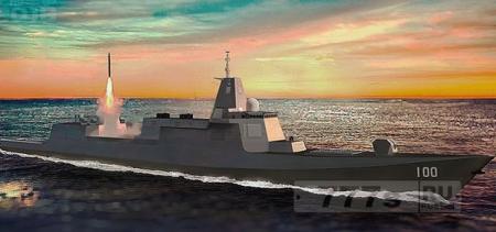 Китай строит самый мощный военный корабль «в мире», так как напряженность в морях нарастает.