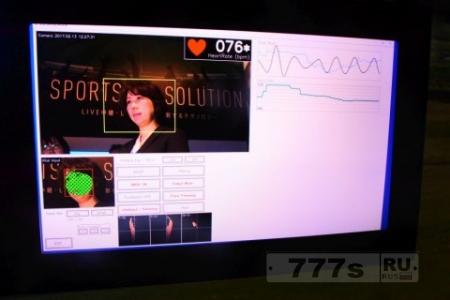 Panasonic обещают представить в 2018-м году технологию дистанционной кардиограммы.